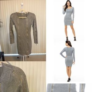 Dresses & Skirts - Sara Boo Grey Dress